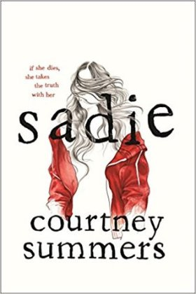 sadie by courtney summers cover