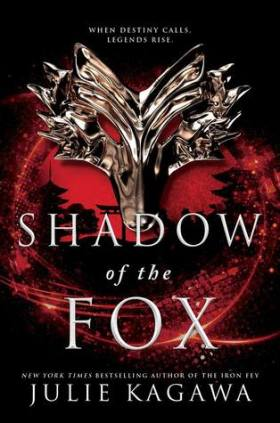 shadow of the fox julie kagawa cover